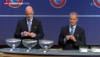 Video «Champions League : Basel gegen Tel Aviv» abspielen
