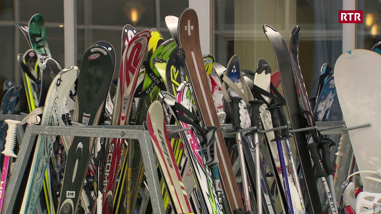 10 onns manufactura da skis Zai