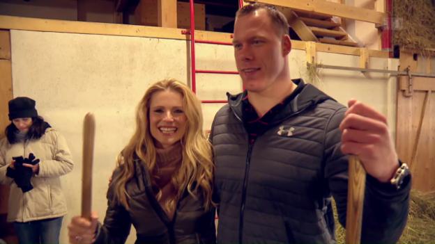 Video «Hunziker trifft Sempach» abspielen
