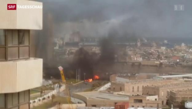 Video «Terrorangriff auf ein libysches Luxushotel» abspielen