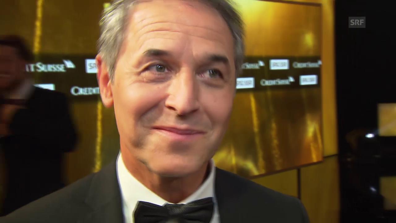 «Sports Awards»: Trainer des Jahres, Marcel Koller, im Interview