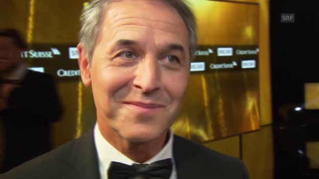 Video ««Sports Awards»: Trainer des Jahres, Marcel Koller, im Interview» abspielen