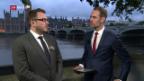 Video «FOKUS: Einschätzungen aus London – EU» abspielen