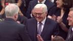 Video «Steinmeier wird Bundespräsident» abspielen