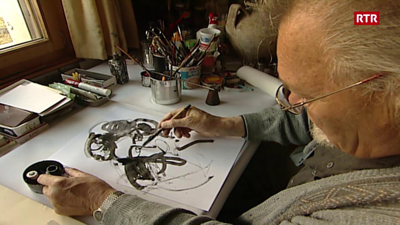Jacques Guidon: Artist da 75 onns