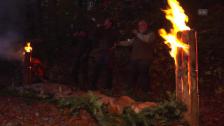 Video «Folge 4: «Drückjagd bei Ramsen»» abspielen