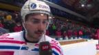 Video «Eishockey: Interview mit Denis Hollenstein» abspielen
