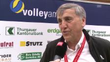 Video «Interview mit Lausanne-Coach Carrel» abspielen