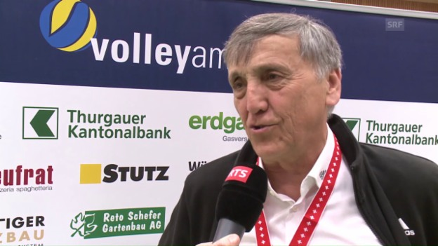 Video «Interview mit Lausanne-Coach Carrel» abspielen