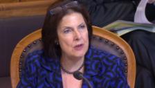 Video «FDP-Ständerätin Egerszegi: «Kommission lehnt Vermerk auf Ausweis ab»» abspielen