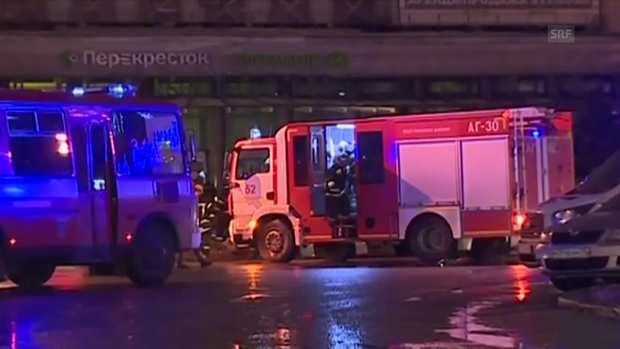 Mehrere Verletzte nach Explosion