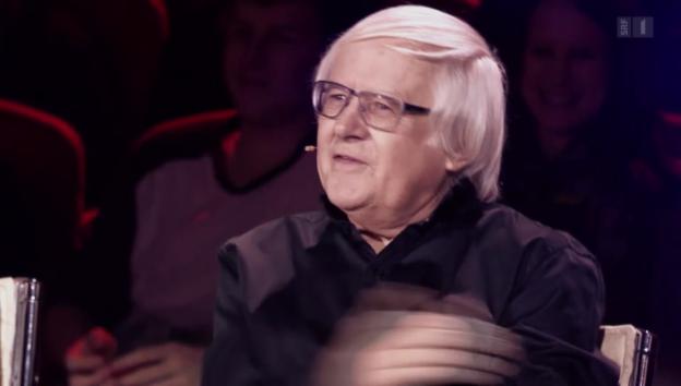 Video ««Die grössten Schweizer Talente»: Die neue Jury» abspielen