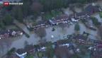 Video «Tobende Stürme in Europa» abspielen