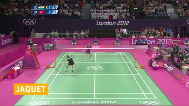 Video «Jacquet in Rio mit dabei» abspielen