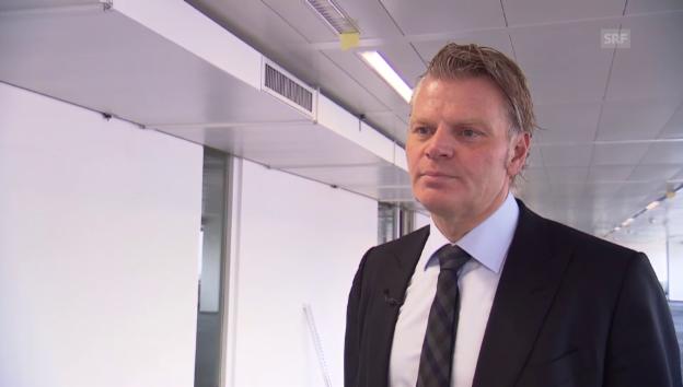 Video «Immobilienberater Jan Eckert über Wohnen in Büroräumen» abspielen