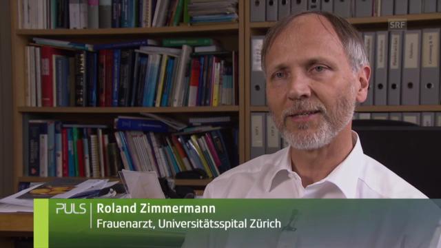 Roland Zimmermann, Frauenarzt Universitätsspital Zürich