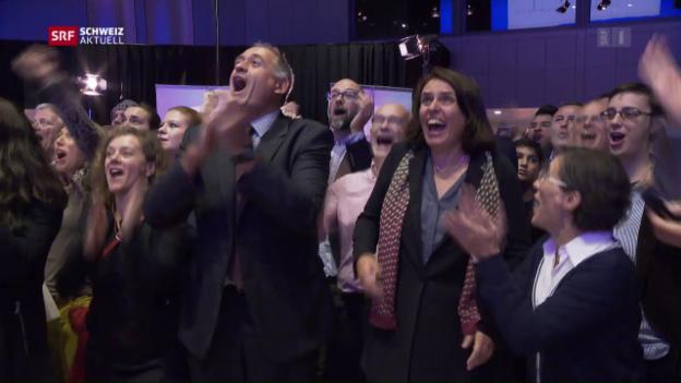 Video «Schweiz aktuell vom 24.10.2016» abspielen