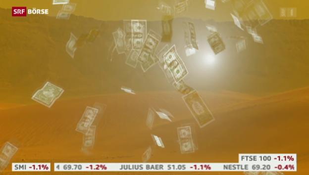 Video «SRF Börse vom 15.06.2015» abspielen