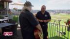 Video «Starduett mit Comedy-Legende Peach Weber - Einspieler» abspielen