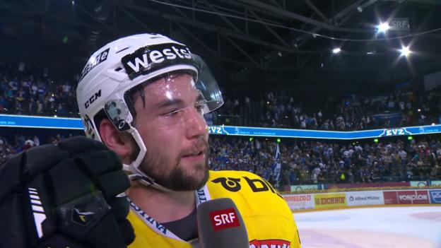 Video «Moser: «Wir wussten, dass sie reagieren werden»» abspielen
