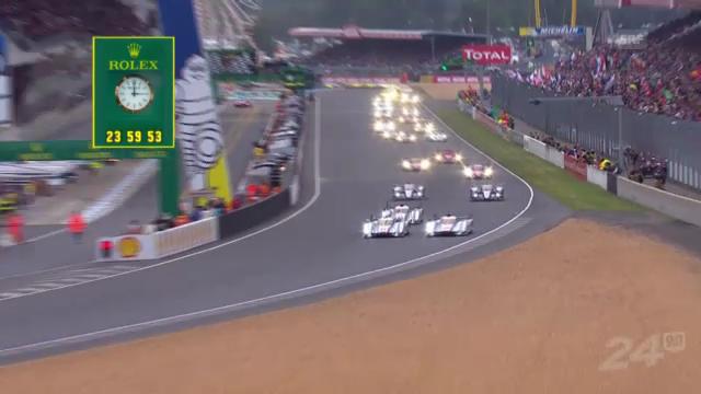 Motorsport: 24 Stunden von Le Mans («sportpanorama»)