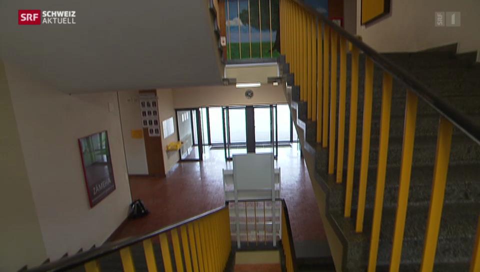 Schadstoffe in Luzerner Schulhaus