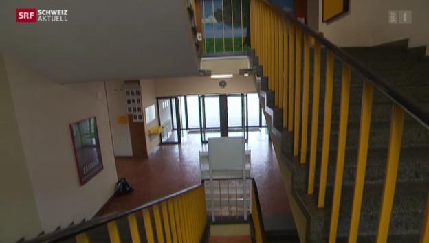 Video «Schadstoffe in Luzerner Schulhaus» abspielen