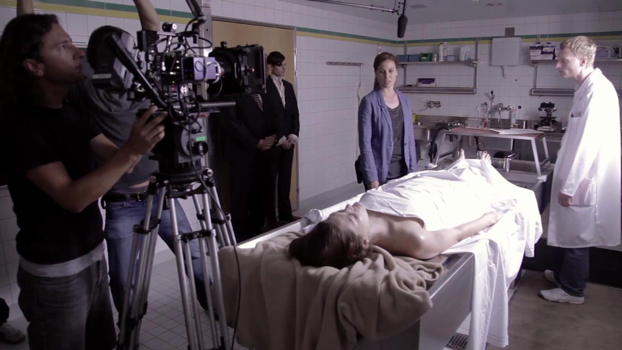 «Making Of» 2: Regie