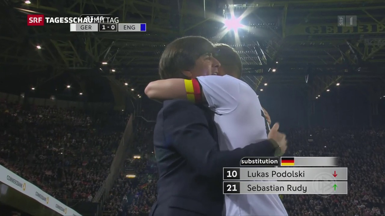 «Poldi» tritt ab
