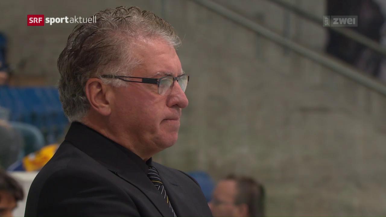 Shedden nicht mehr Lugano-Coach