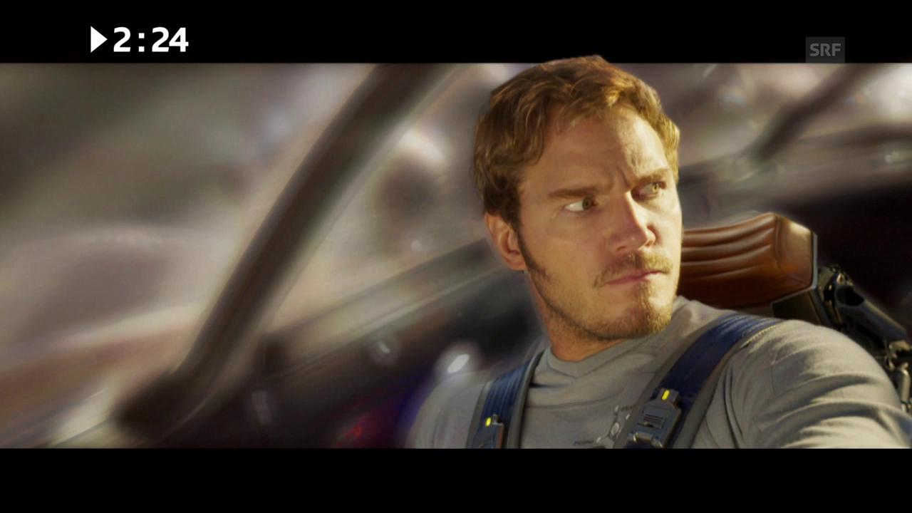 Im Kino: «Guardians of the Galaxy Vol. 2»