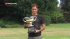 Video «Roger Federer» abspielen