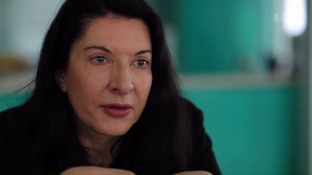 Video «Marina Abramovic - The Artist is Present» abspielen