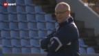 Video «Fussball: Lars Lagerbäck» abspielen
