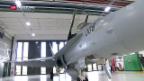 Video «Nachricht F/A-18» abspielen