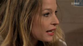 Video «Anna Rossinelli, die Vollblutmusikerin aus Basel ist zurück» abspielen