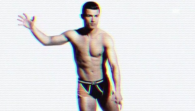 Video «Cristiano Ronaldos neueste Unterhosen-Kampagne (unkommentiert)» abspielen