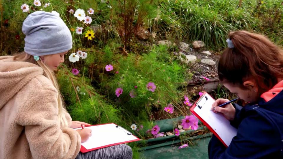 Biodiversität im Schülergarten