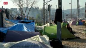Video «Protest gegen Rückschaffungen» abspielen