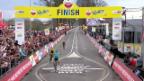 Video «Valgren triumphiert am Gold Race» abspielen