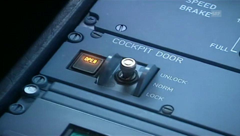 Airbus Cockpit Animation (mit Originalkommentar)