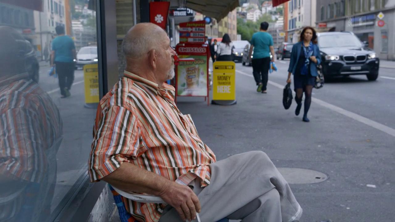Rue de Blamage – Geschichten von der Baselstrasse in Luzern