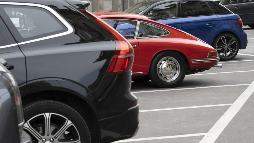 Tarife für weisse Parkplätze bleiben gleich in Winterthur