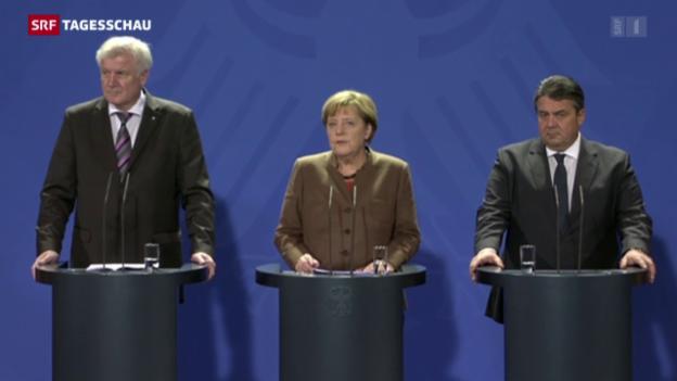 Video «Deutschlands neue Flüchtlingspolitik» abspielen