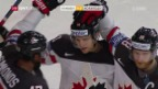 Video «Schweiz löst dank Kanada das Viertelfinal-Ticket» abspielen