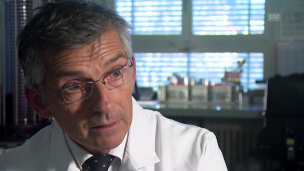 Video ««TB ist und bleibt eine Geissel der Menschheit»» abspielen