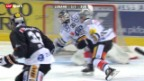 Video «Playoff-Viertelfinal: Lugano - Zug» abspielen