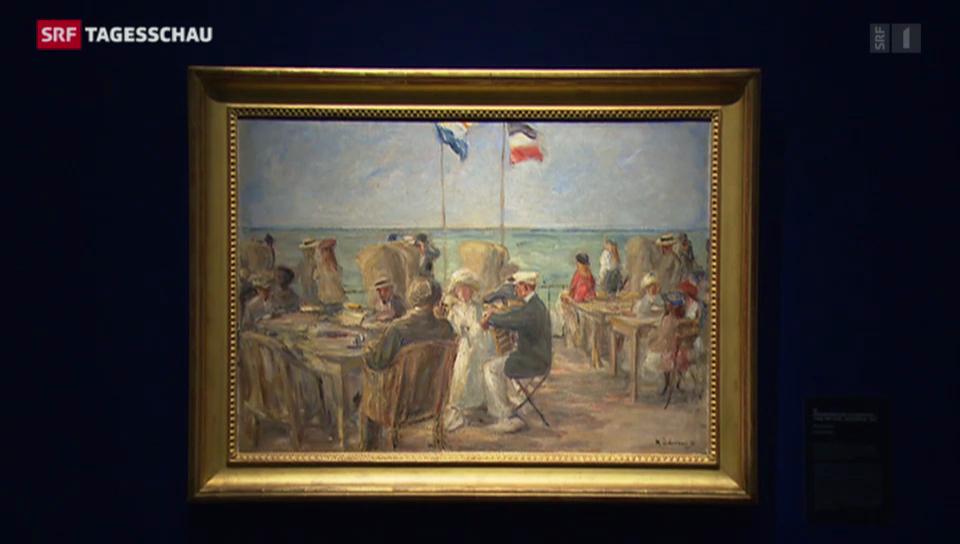 Max-Liebermann-Ausstellung in Winterthur