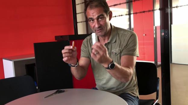 Video «Thomy Scherrer macht den MacGyver» abspielen