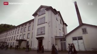 """Video «""""anno 1914 die Fabrik"""" von Schweiz Aktuell» abspielen"""